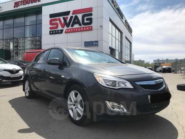 Opel Astra, 2012 год, 417 000 руб.