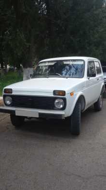 Гулькевичи 4x4 2121 Нива 1988
