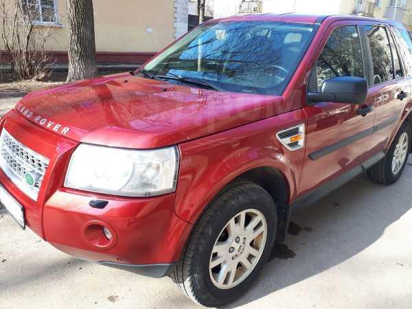 Land Rover Freelander, 2008 год, 570 000 руб.