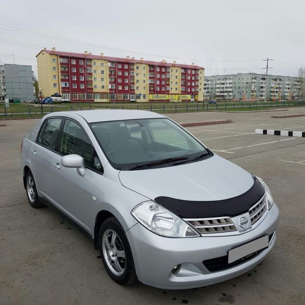 Nissan Tiida Latio, 2009 год, 385 000 руб.