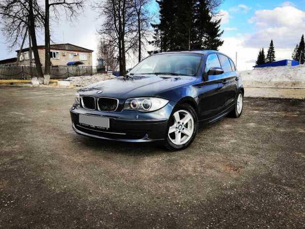 BMW 1-Series, 2007 год, 357 000 руб.