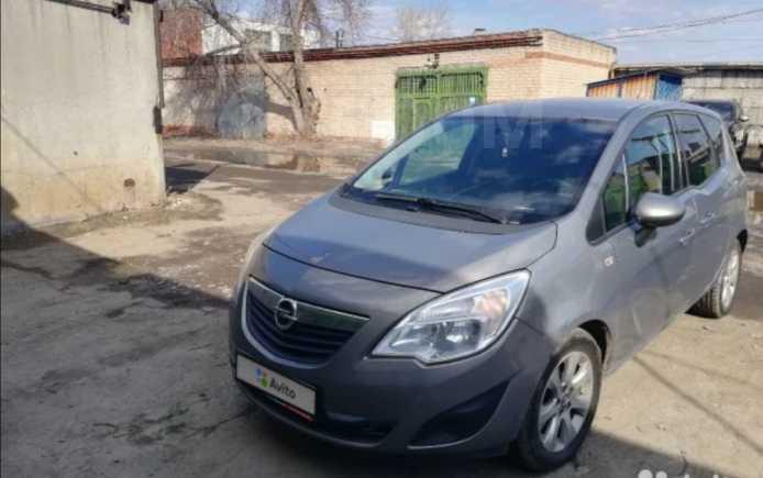 Opel Meriva, 2011 год, 390 000 руб.