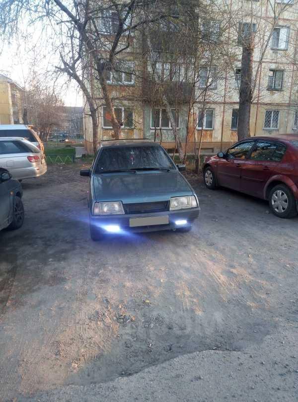 Лада 2109, 2001 год, 67 000 руб.