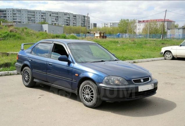 Honda Civic Ferio, 1998 год, 150 000 руб.