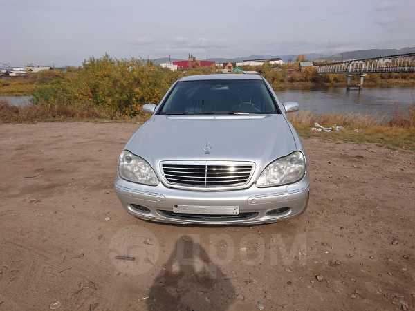 Mercedes-Benz S-Class, 2000 год, 430 000 руб.