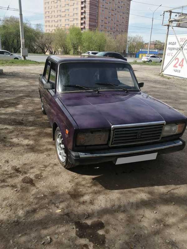 Лада 2107, 2002 год, 38 000 руб.