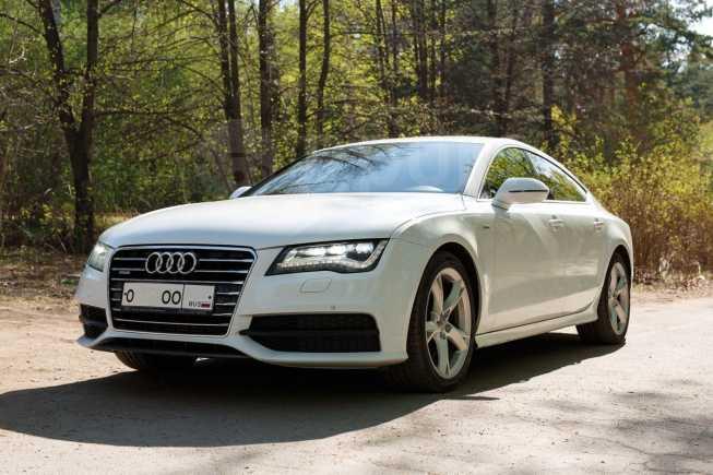 Audi A7, 2012 год, 1 140 000 руб.