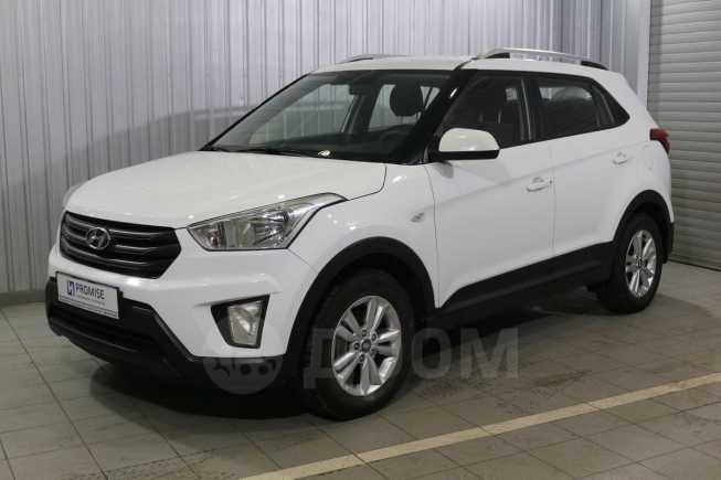 Hyundai Creta, 2016 год, 990 000 руб.