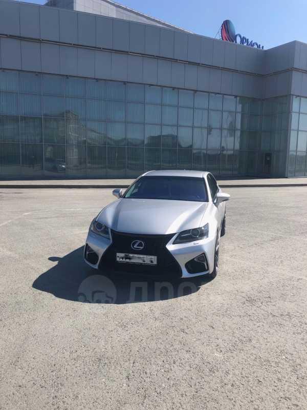 Lexus GS350, 2014 год, 2 080 000 руб.