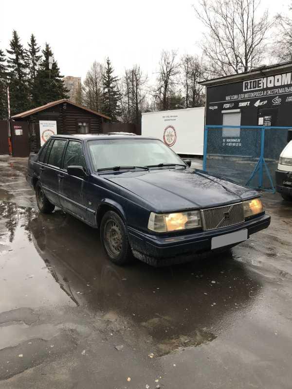 Volvo 940, 1992 год, 48 000 руб.