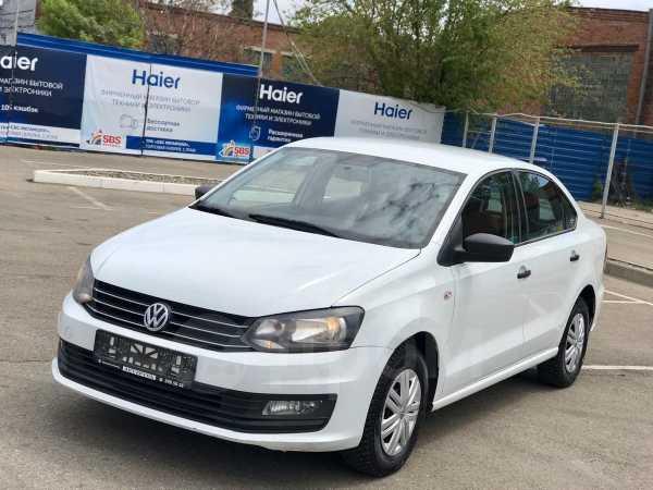 Volkswagen Polo, 2016 год, 435 000 руб.