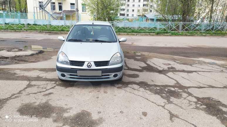 Renault Symbol, 2004 год, 190 000 руб.