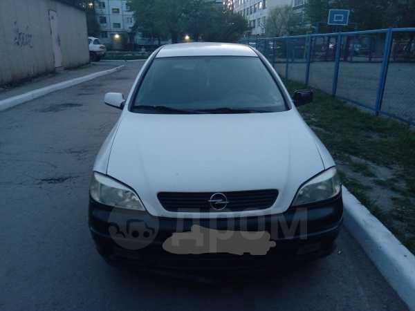 Opel Astra, 1998 год, 80 000 руб.