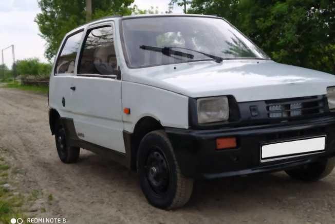 Лада 1111 Ока, 2004 год, 42 000 руб.