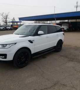 Дмитриевское Range Rover Sport