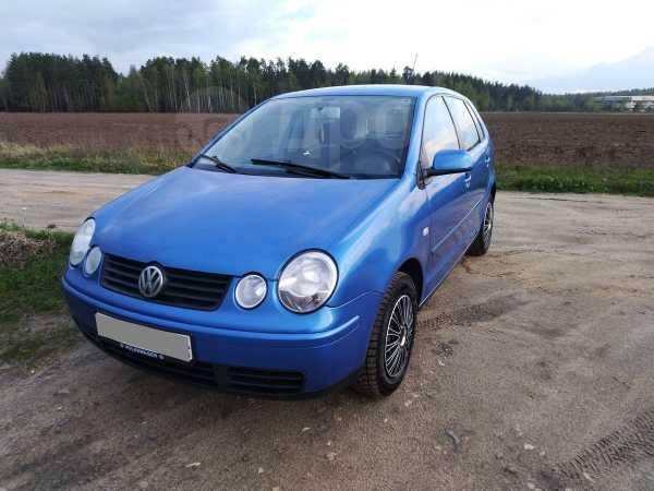 Volkswagen Polo, 2003 год, 185 000 руб.