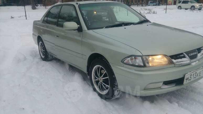 Toyota Carina, 2000 год, 185 000 руб.