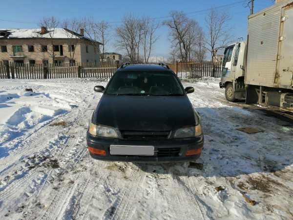 Toyota Caldina, 1997 год, 50 000 руб.