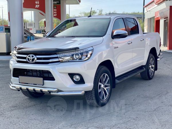 Toyota Hilux Pick Up, 2018 год, 2 450 000 руб.