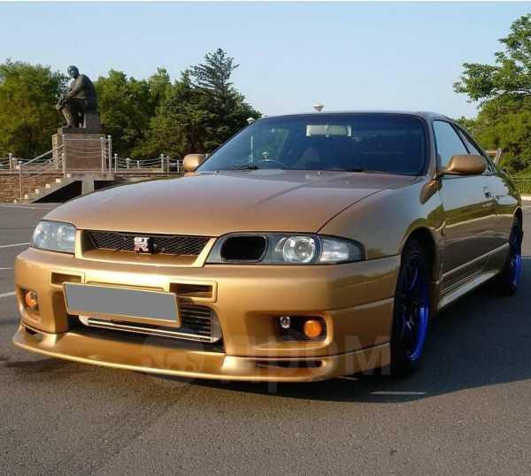 Nissan Skyline GT-R, 1995 год, 1 350 000 руб.