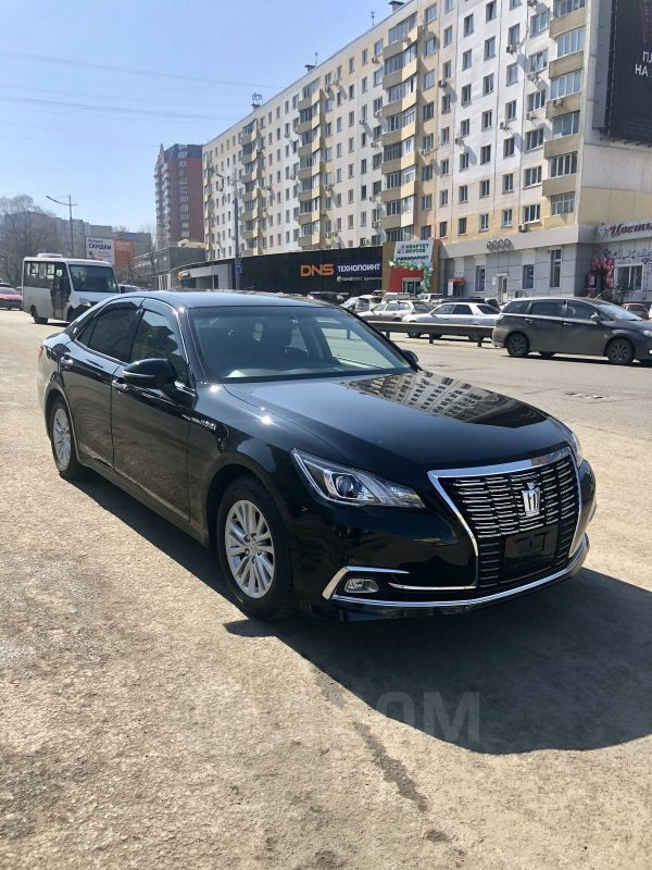 Toyota Crown, 2016 год, 1 690 000 руб.