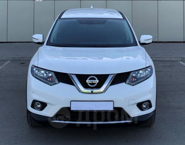 Nissan X-Trail, 2017 год, 1 380 000 руб.