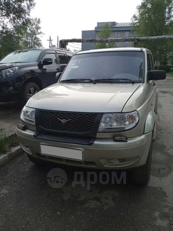 УАЗ Патриот, 2011 год, 395 000 руб.