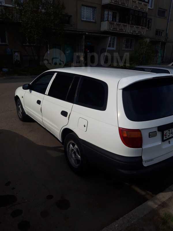 Toyota Caldina, 1995 год, 165 000 руб.