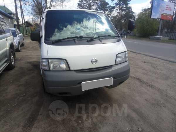 Nissan Vanette, 2009 год, 545 000 руб.