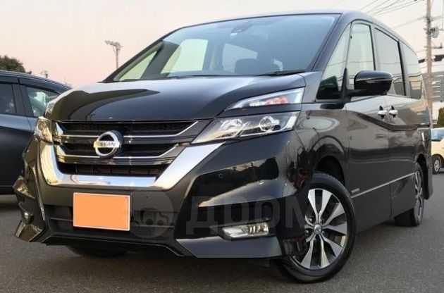 Nissan Serena, 2018 год, 1 111 000 руб.