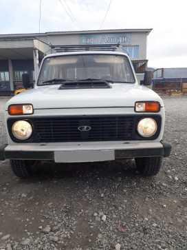Таксимо 4x4 2121 Нива 1994