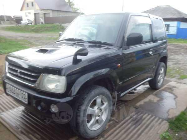 Mitsubishi Pajero Mini, 2001 год, 205 000 руб.