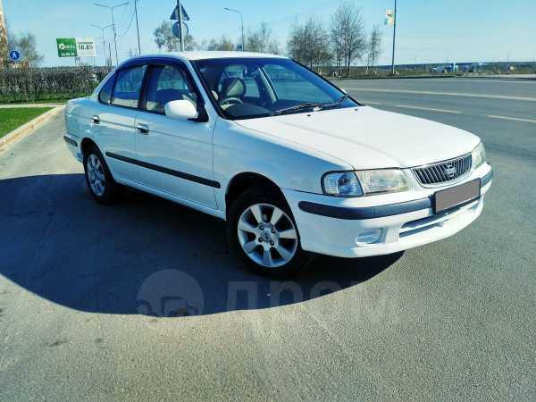 Nissan Sunny, 2001 год, 157 000 руб.