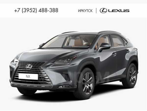Lexus NX300, 2020 год, 3 350 000 руб.