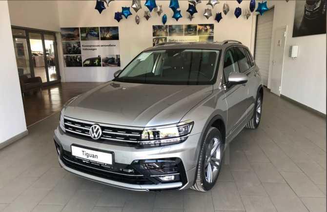 Volkswagen Tiguan, 2020 год, 2 638 900 руб.
