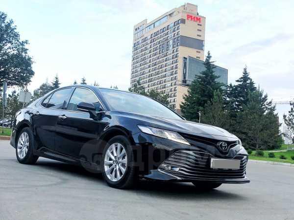 Toyota Camry, 2019 год, 1 840 000 руб.
