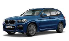 Омск BMW X3 2020