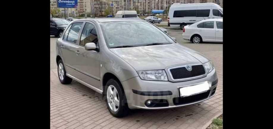 Skoda Fabia, 2006 год, 120 000 руб.