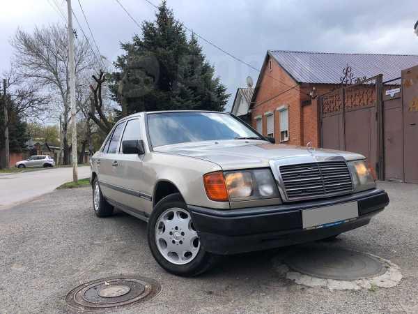 Mercedes-Benz E-Class, 1988 год, 108 000 руб.
