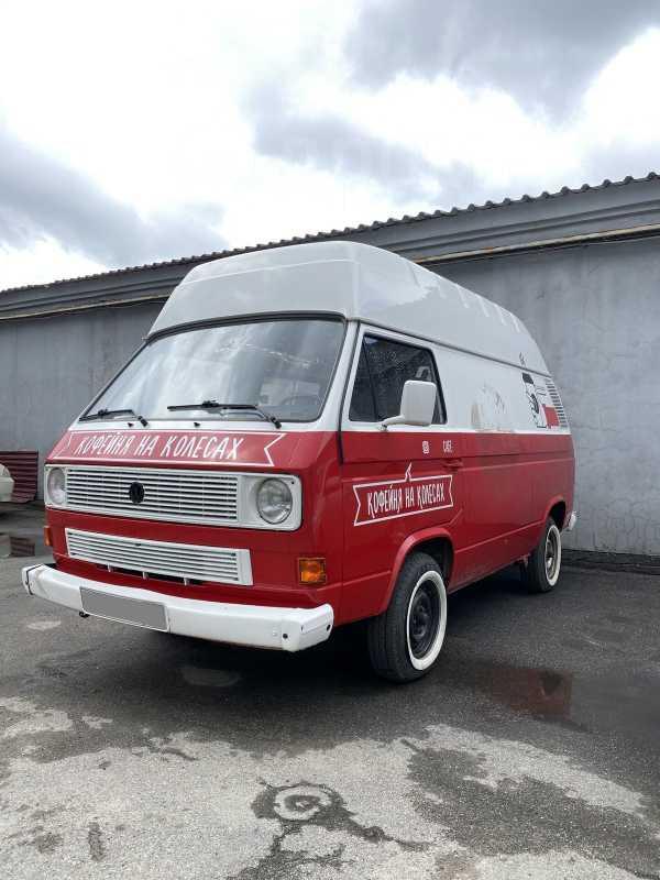 Volkswagen Transporter, 1991 год, 850 000 руб.
