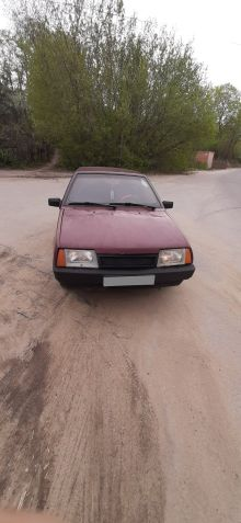 Липецк 2108 1996