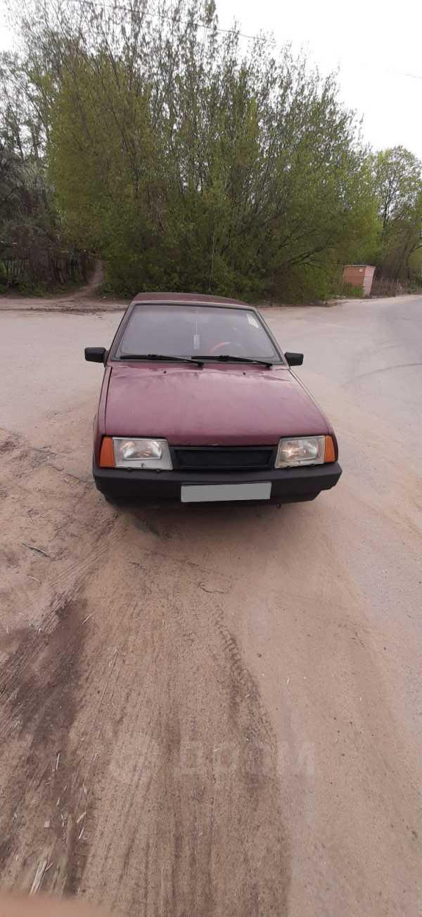 Лада 2108, 1996 год, 42 000 руб.