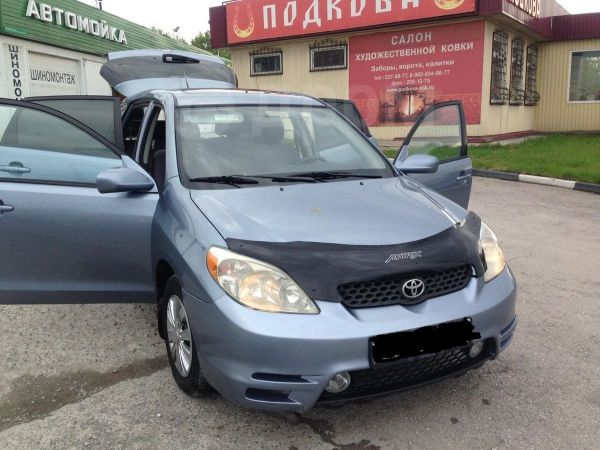 Toyota Matrix, 2003 год, 369 000 руб.