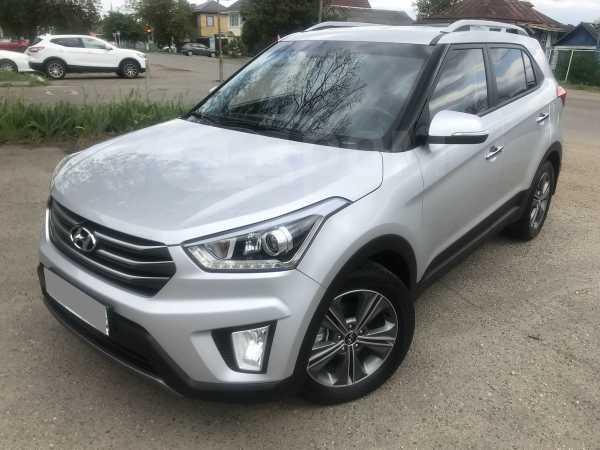 Hyundai Creta, 2017 год, 1 035 000 руб.
