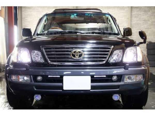 Toyota Land Cruiser Cygnus, 2005 год, 680 000 руб.
