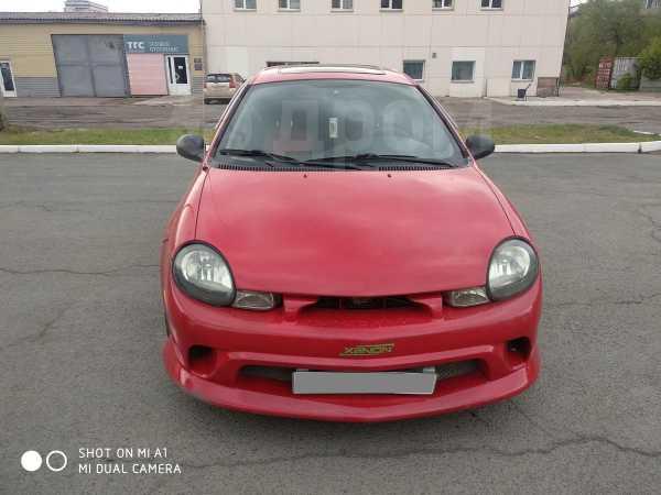 Dodge Neon, 2002 год, 180 000 руб.