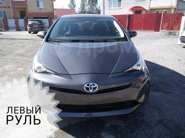 Toyota Prius, 2016 год, 1 320 000 руб.