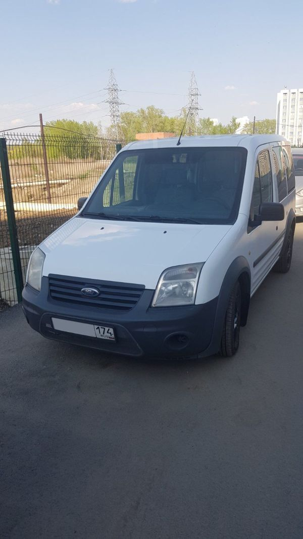 Ford Tourneo Connect, 2010 год, 390 000 руб.
