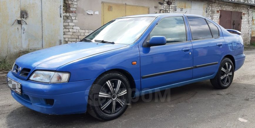 Nissan Primera, 1998 год, 105 000 руб.