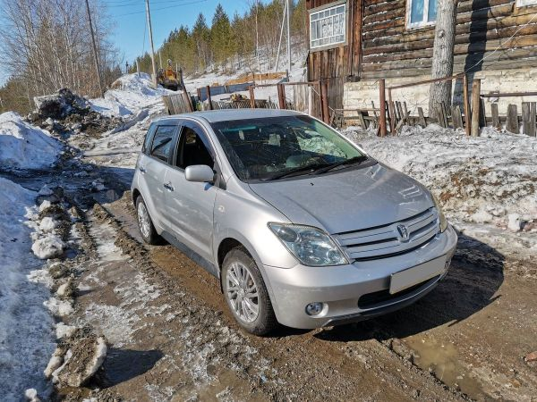 Toyota ist, 2002 год, 350 000 руб.